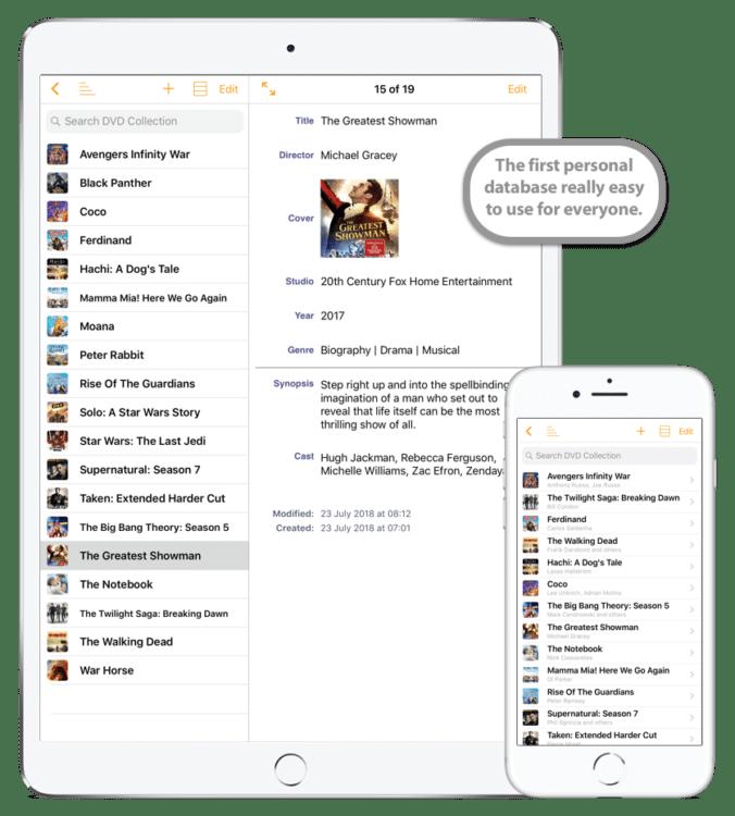 iDatabase per iOS