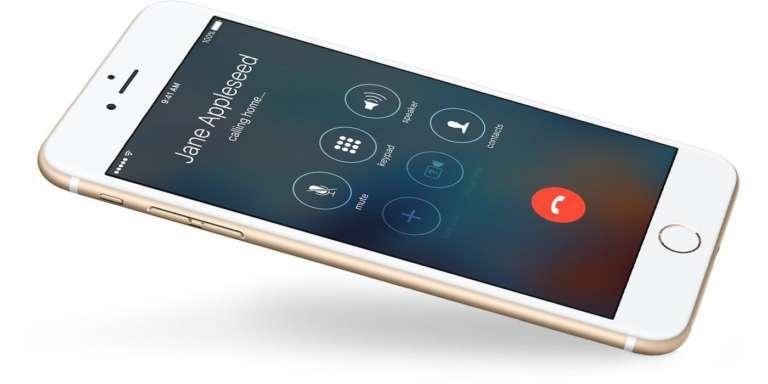 rispondere alle chiamate in automatico in iOS