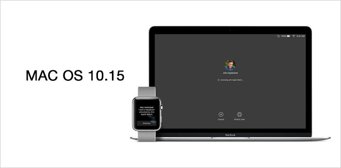 MacOS 10.15 WWDC 19