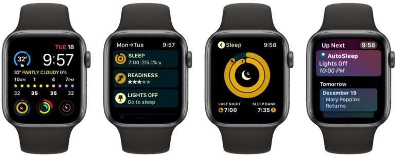 autosleep per Apple Watch