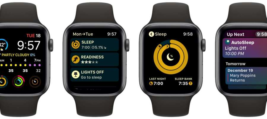 autosleep per Apple Watch