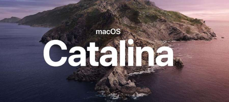 MacOS Catalina Beta 1