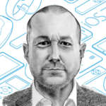 Jony Ive abbandona Apple caricatura