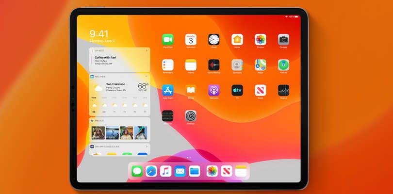 iPadOS 13 Beta 1