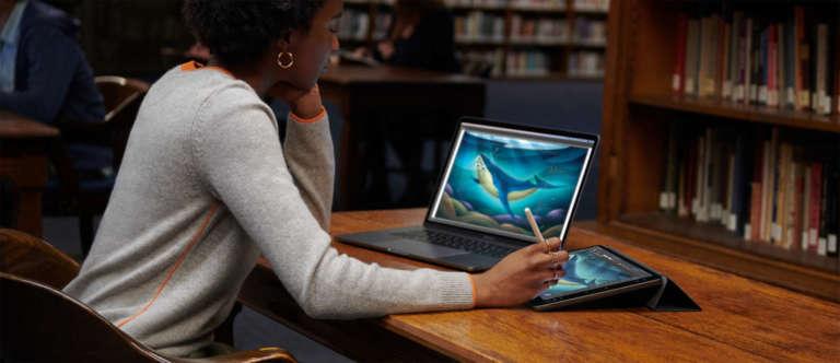 Disegnare da iPad su Mac