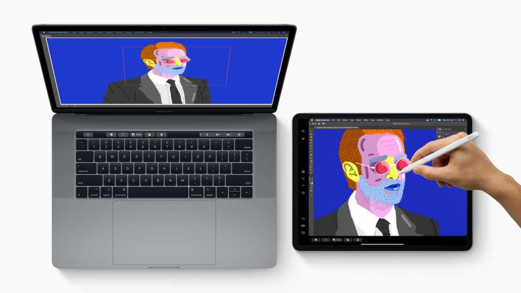 Le novità di MacOS 10.15 sidecar