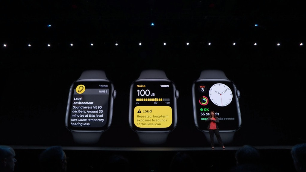 Le novità di WatchOS 6 loud