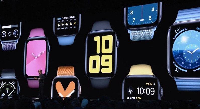 Le novità di WatchOS 6 Watchfaces