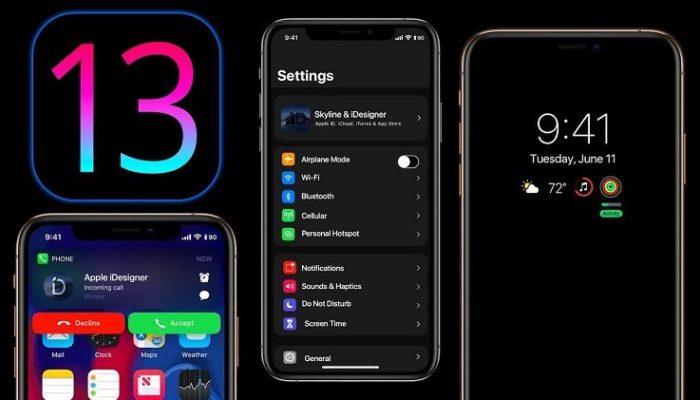 le novità di iOS 13