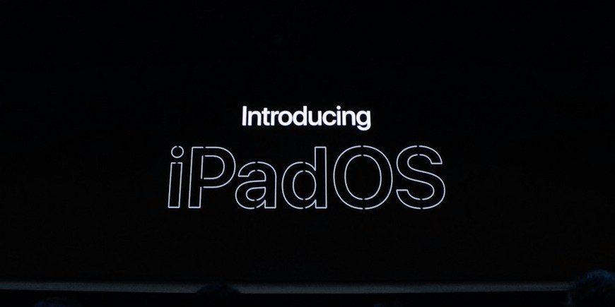 iPadOS 13 Beta 1 video