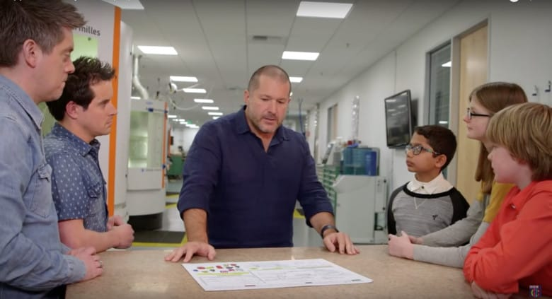 Jony Ive abbandona Apple