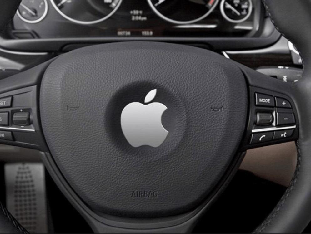 nuova acquisizione: Volante Apple.