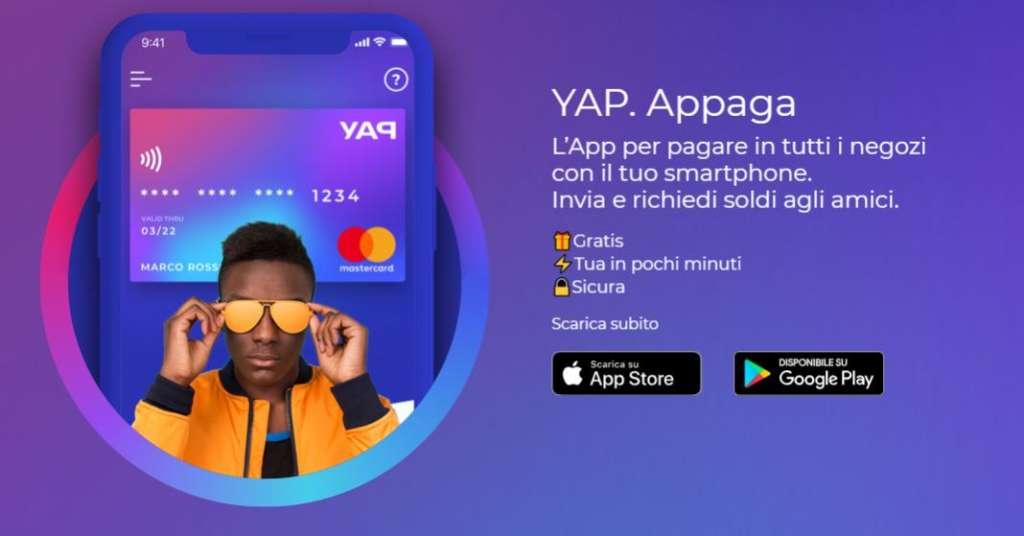 ottenere 10 euro con Yap e I figli 12