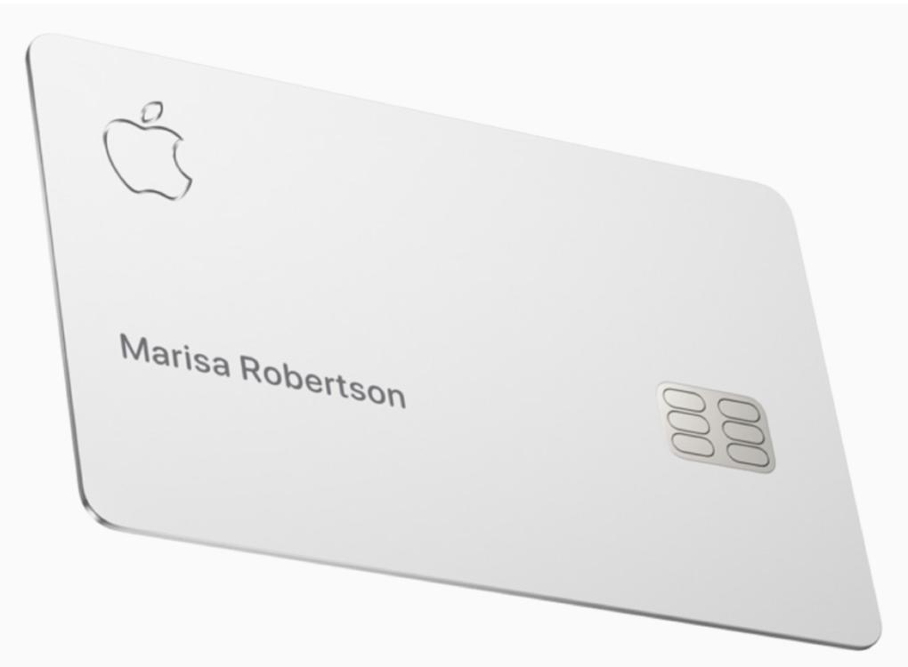 Apple Card sbarca negli USA, ecco un'anteprima