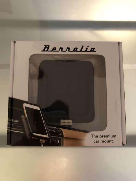 Confezione car mount Berrolia