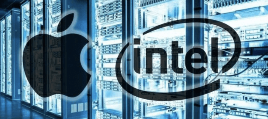 Apple acquisisce divisione Intel