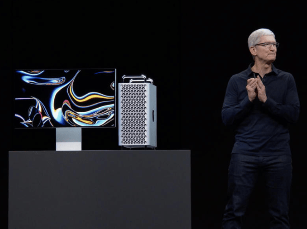 Apple assemblerà il Mac Pro in US.