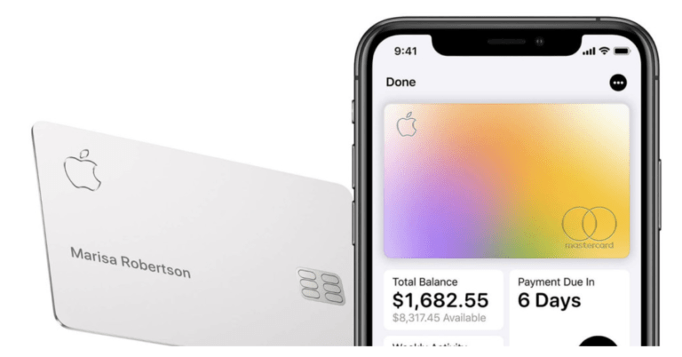 Apple Card e Apple Pay