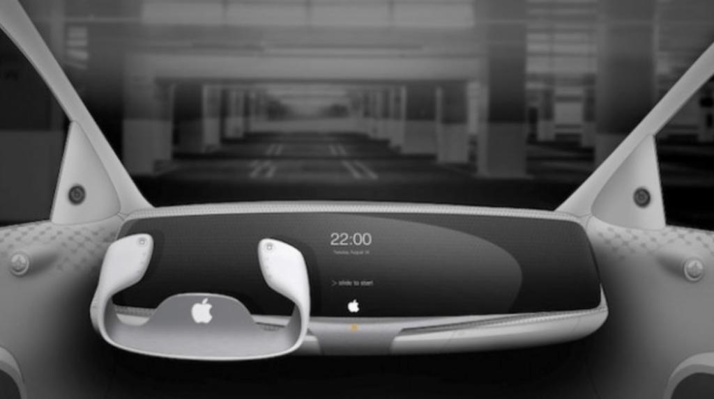 Il nuovo sistema di sospensione della Apple: in arrivo anche l'Apple Car?