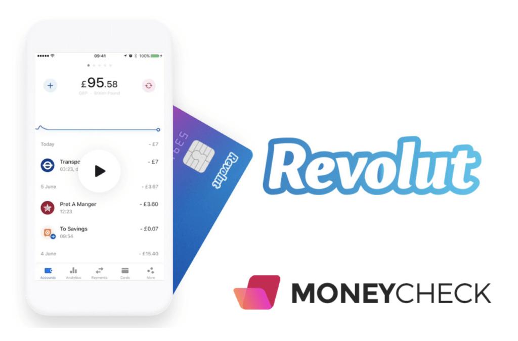 Una carta innovativa: Revolut con Apple Pay