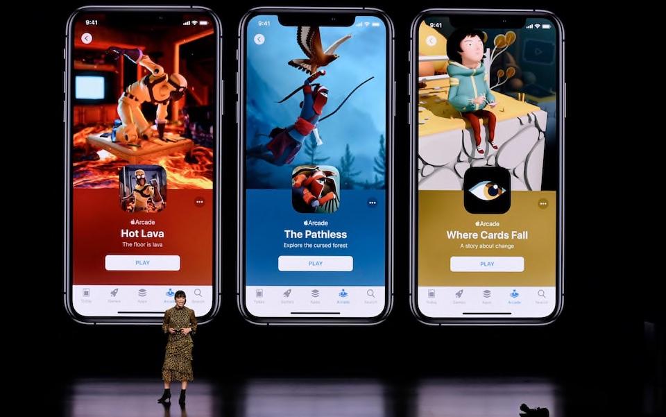Presentazione Apple Arcade