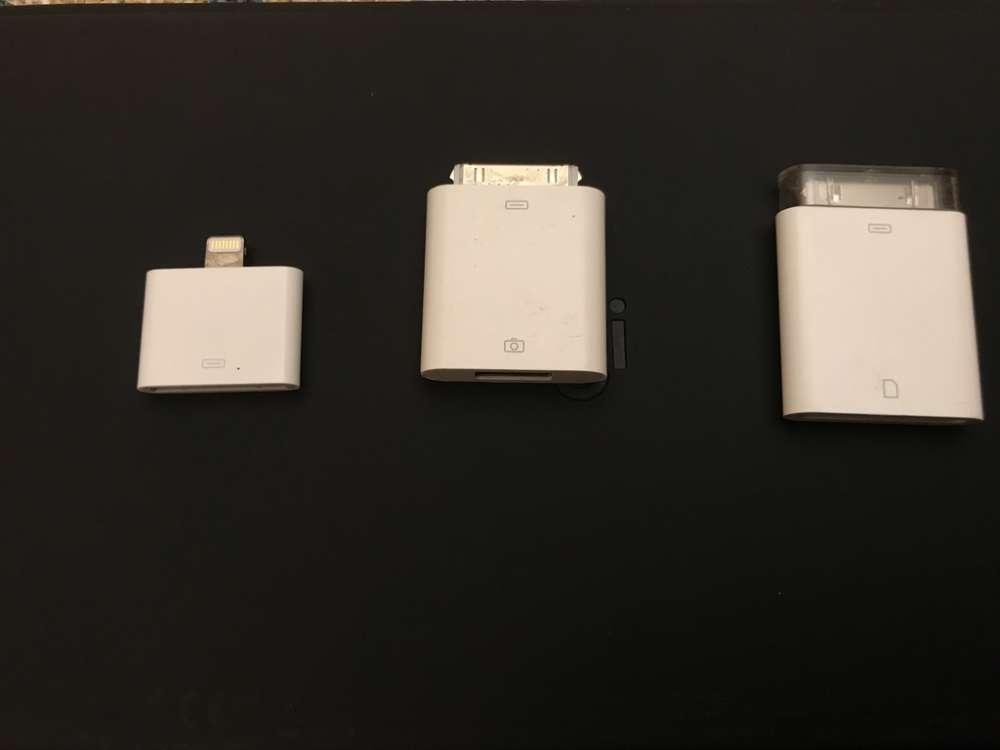 adattatori utilizzati con iPadOS Beta 5 pubblica