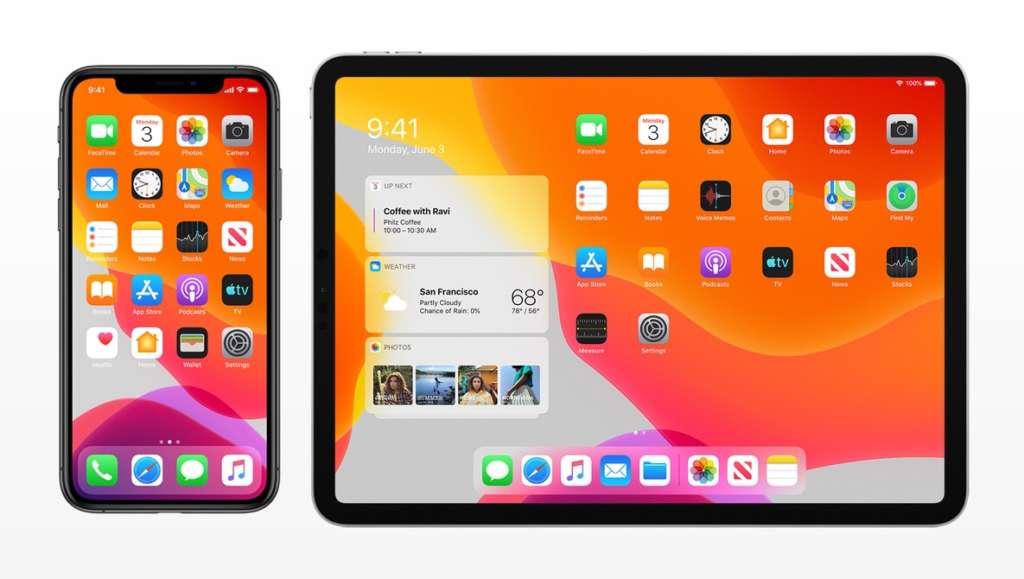 iOS13 ed iPadOS beta su iPhone ed iPad
