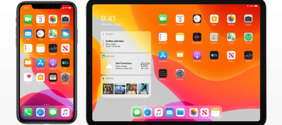 iOS13 ed iPadOS beta su iPhone ed iPad