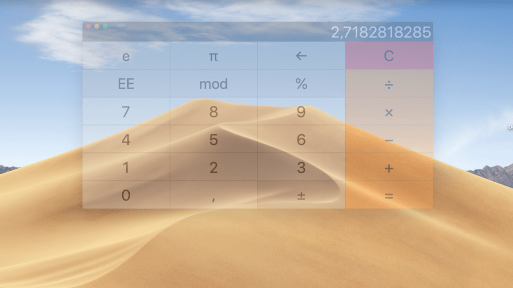 Resizable Calculator Pro