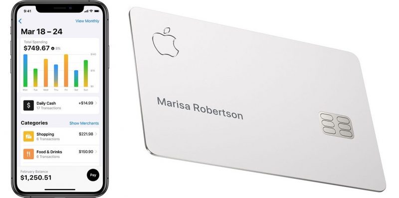 Come usare l'Apple Card