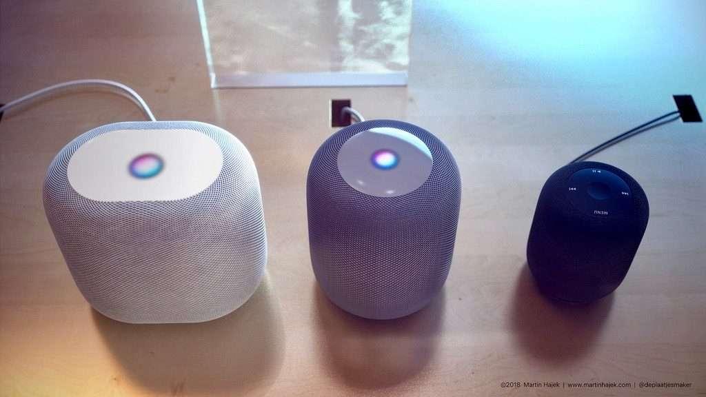 I prodotti apple del keynote 19 HomePod mini e XL