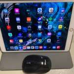 utilizzo mouse su iPadOS
