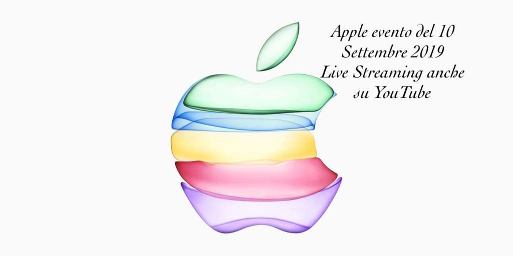Apple evento del 10 Settembre