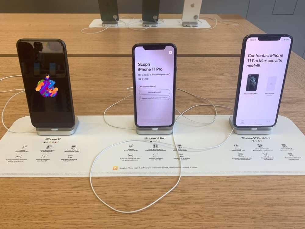 iPhone 11 - iPhone 11 Pro- iPhone 11 Pro Max