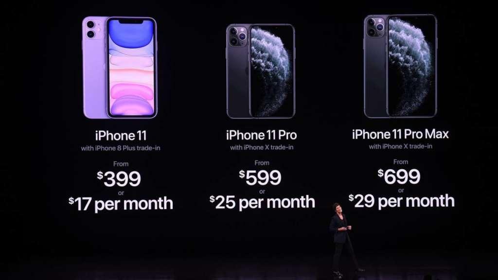 opinioni iPhone 11