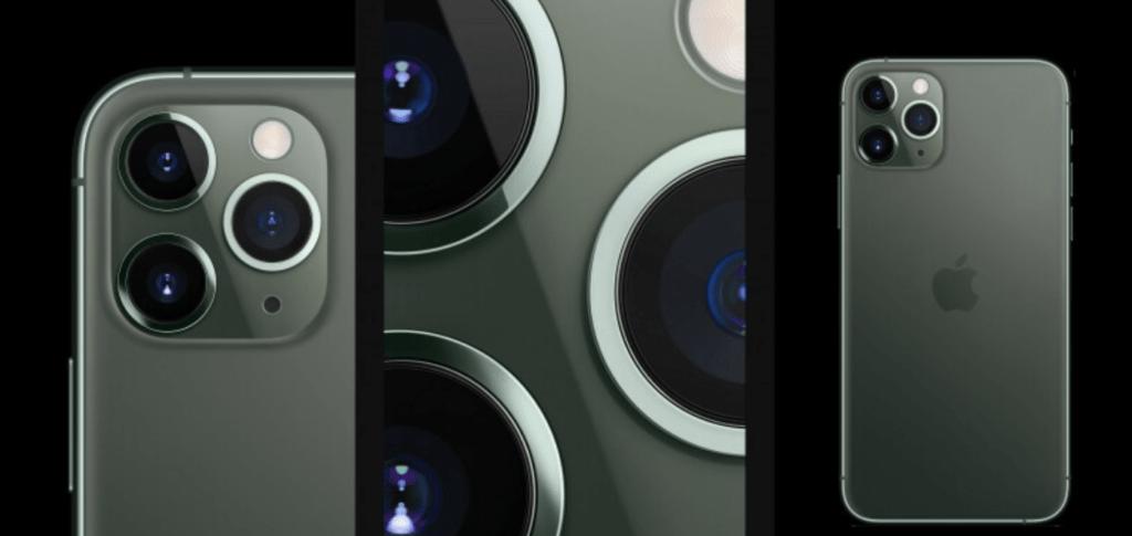 iPhone 11 Pro verde notte