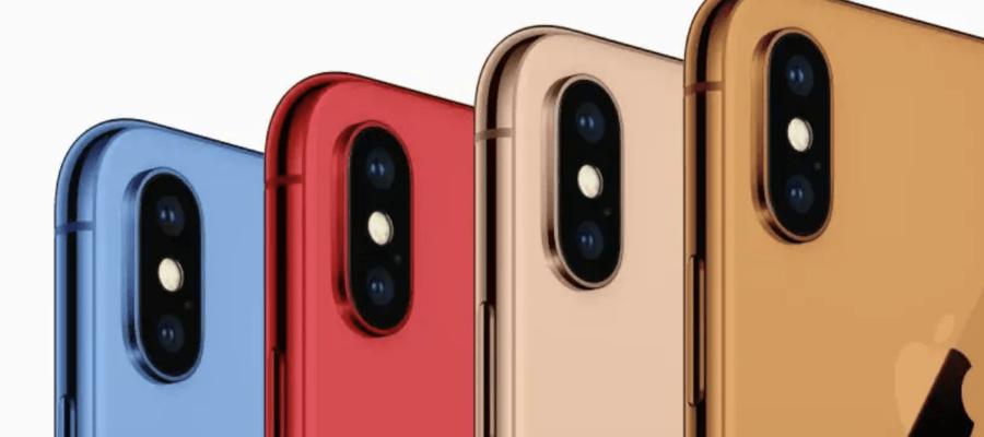 nuovi iPhone personalizzati