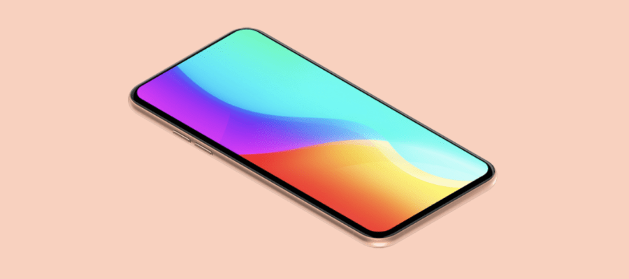 iPhone senza notch nel 2020