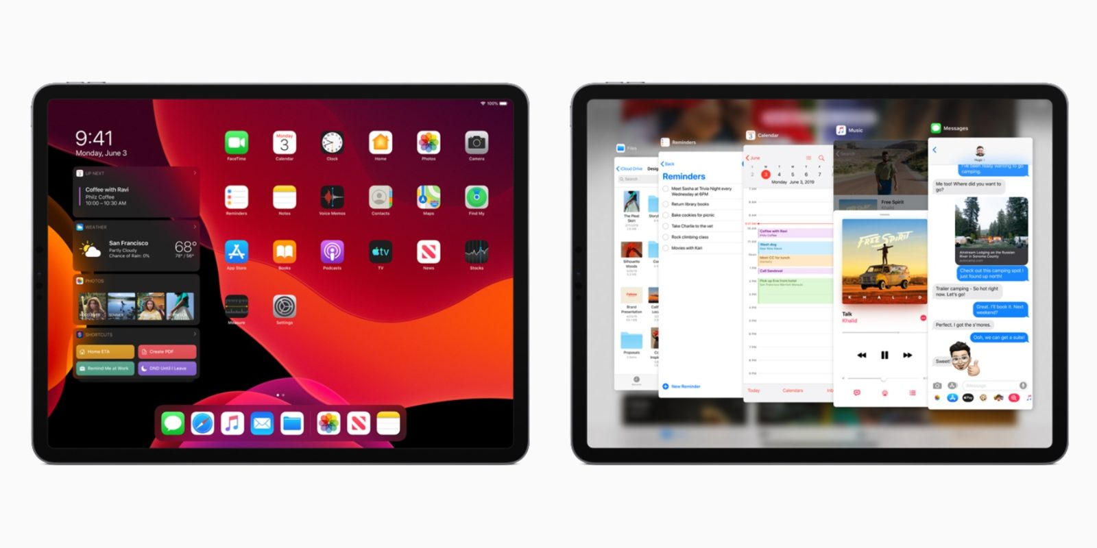 download di iPadOS 13