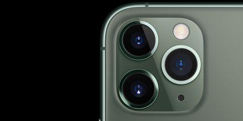 iPhone 11 Pro Max fotocamera