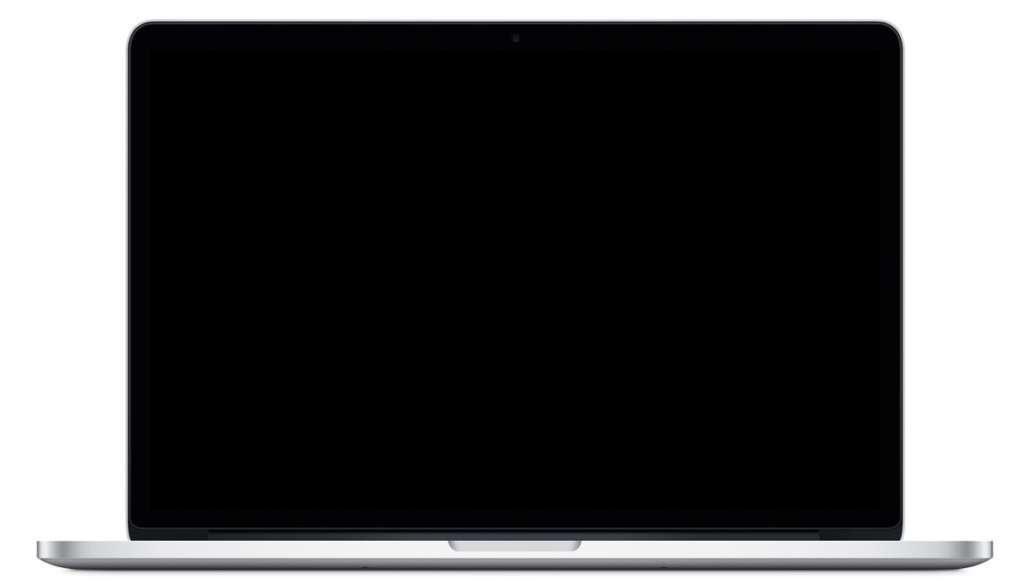 schermo nero sul mac aiuto