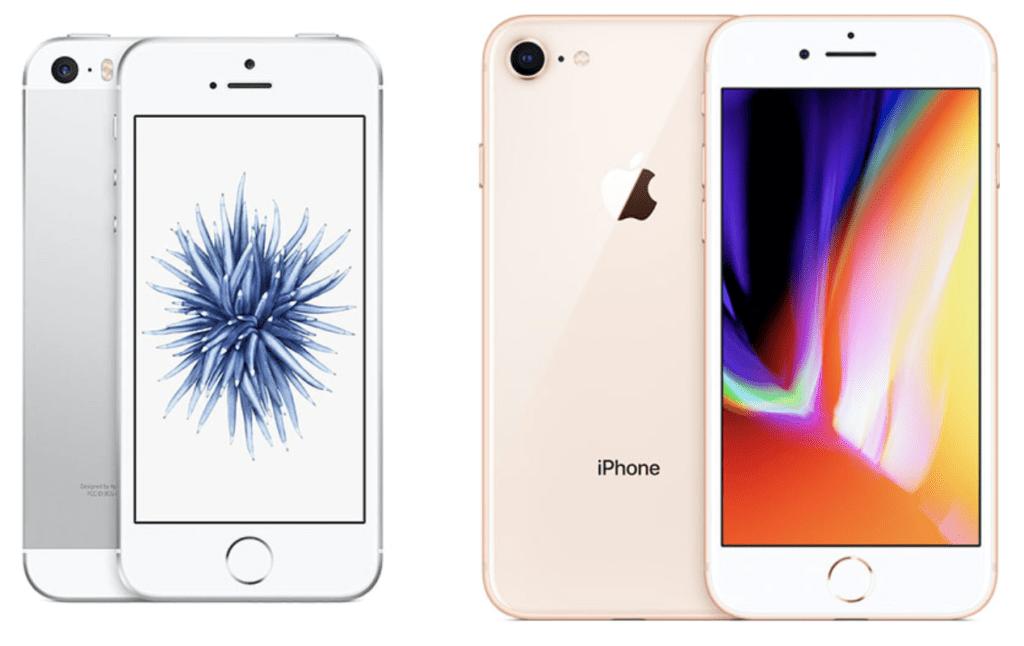 Apple rilancia iPhone SE 2: design simile ad iPhone 8