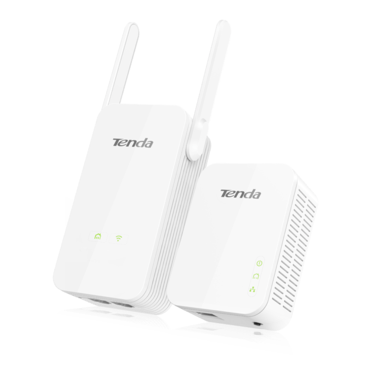 Tenda Powerline completo PH5 per internet