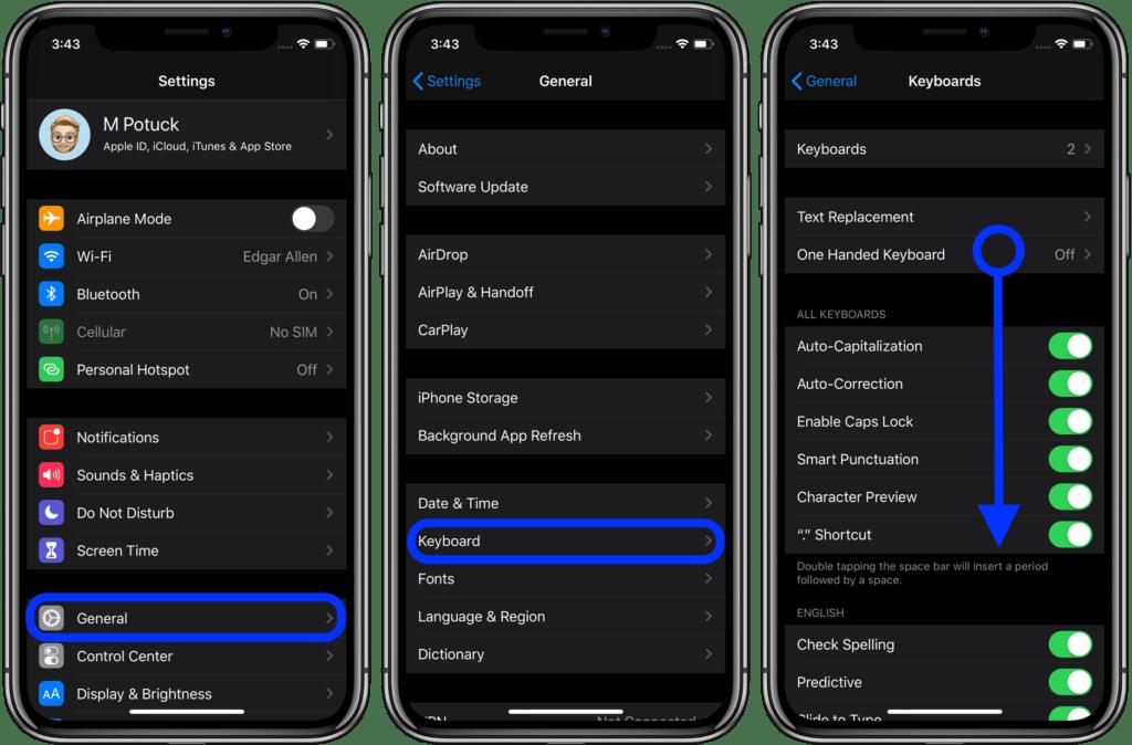 come rimuovere i Memoji dalla tastiera su iOS 1