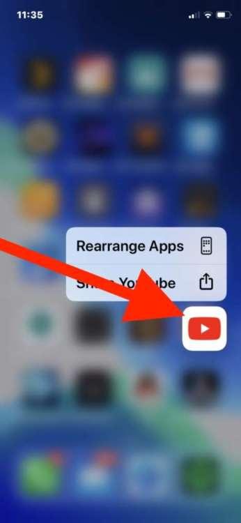 Come eliminare le app su iOS  2