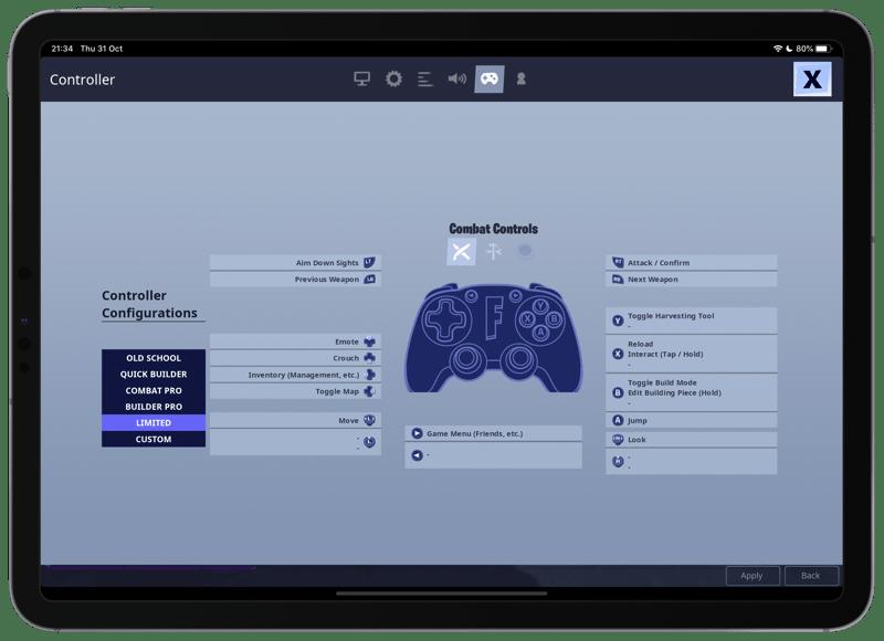 collegare il controller Xbox One ad iOS per il gioco.