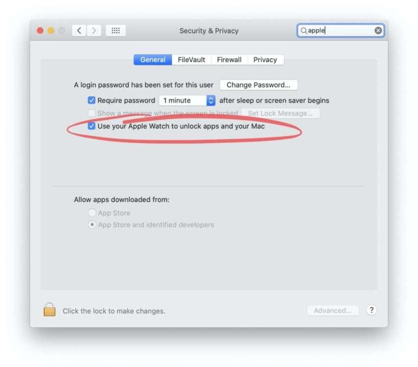 Sbloccare il Mac con Apple Watch: un modo sicuro e conveniente