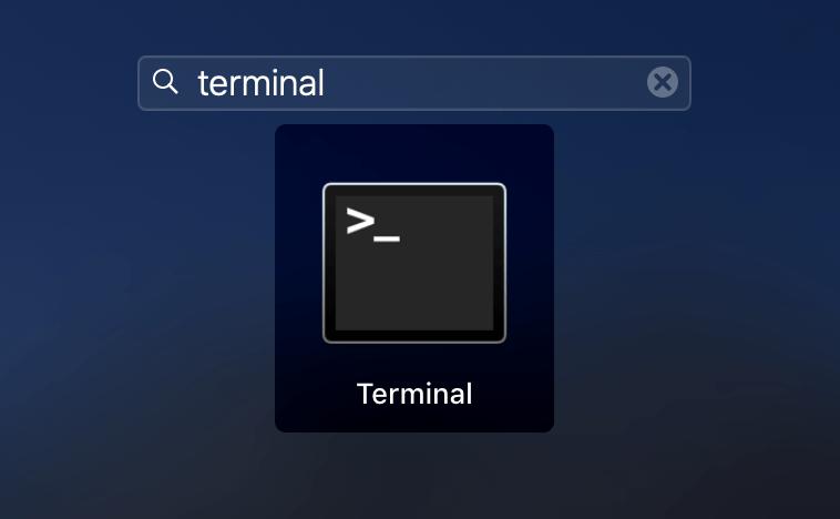 La TouchBar del Macbook non funziona scopriamo il terminale