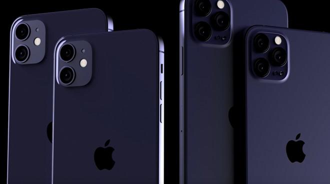 EverythingApplePro eApple potrebbe sostituirà il Midnight Green con il Blu Navy