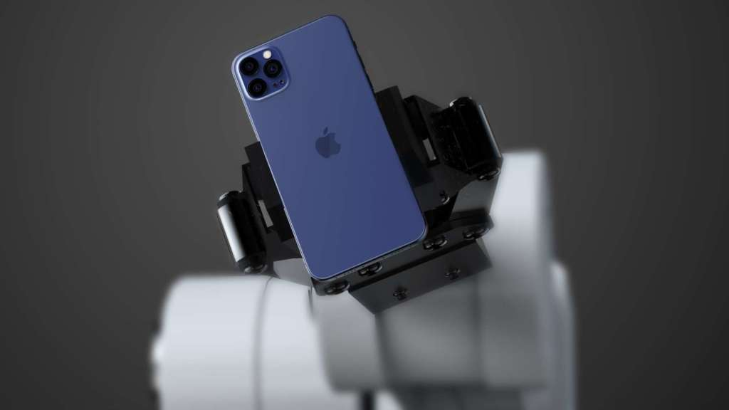 Apple sostituirà il Midnight Green con il Blu Navy su iPhone 12.
